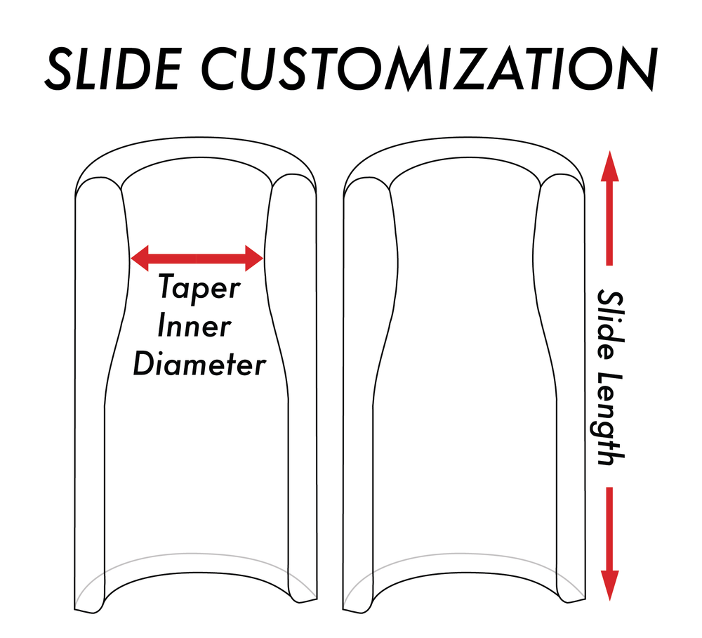 SLIDE CUSTOMIZATION