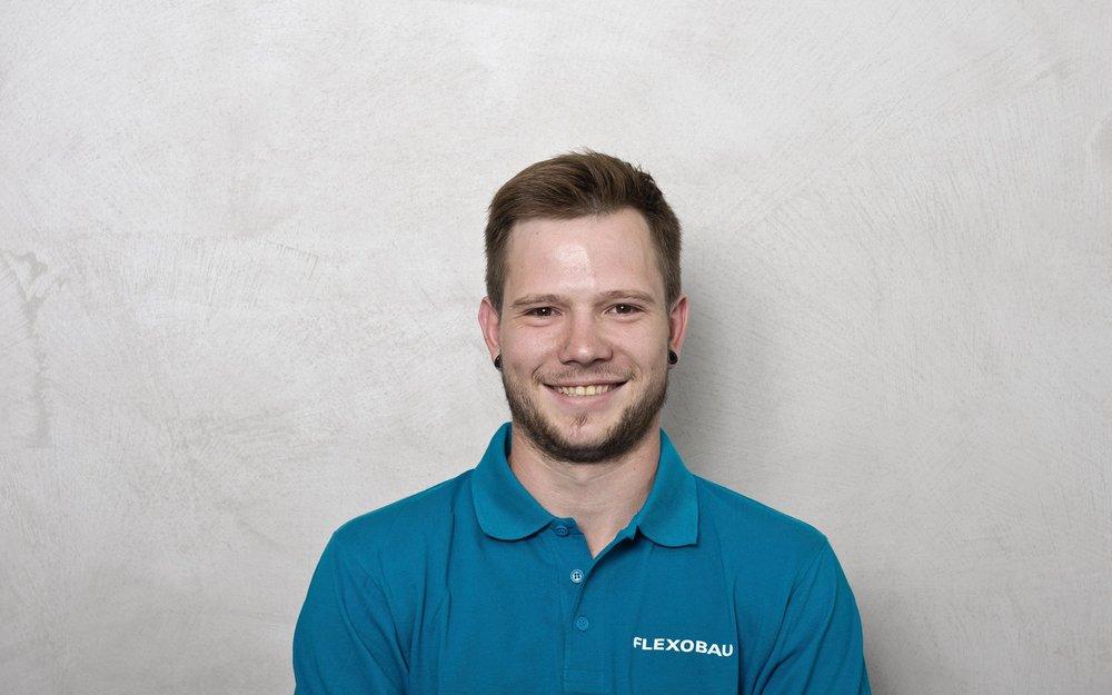 Thomas Brotschi Fachspezialist t.brotschi@flexobau.ch
