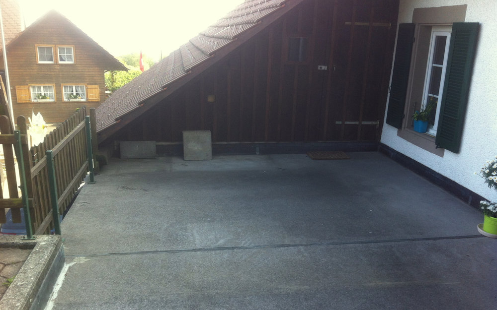 Terrassenabdichtung Flexobau Heimberg Ag