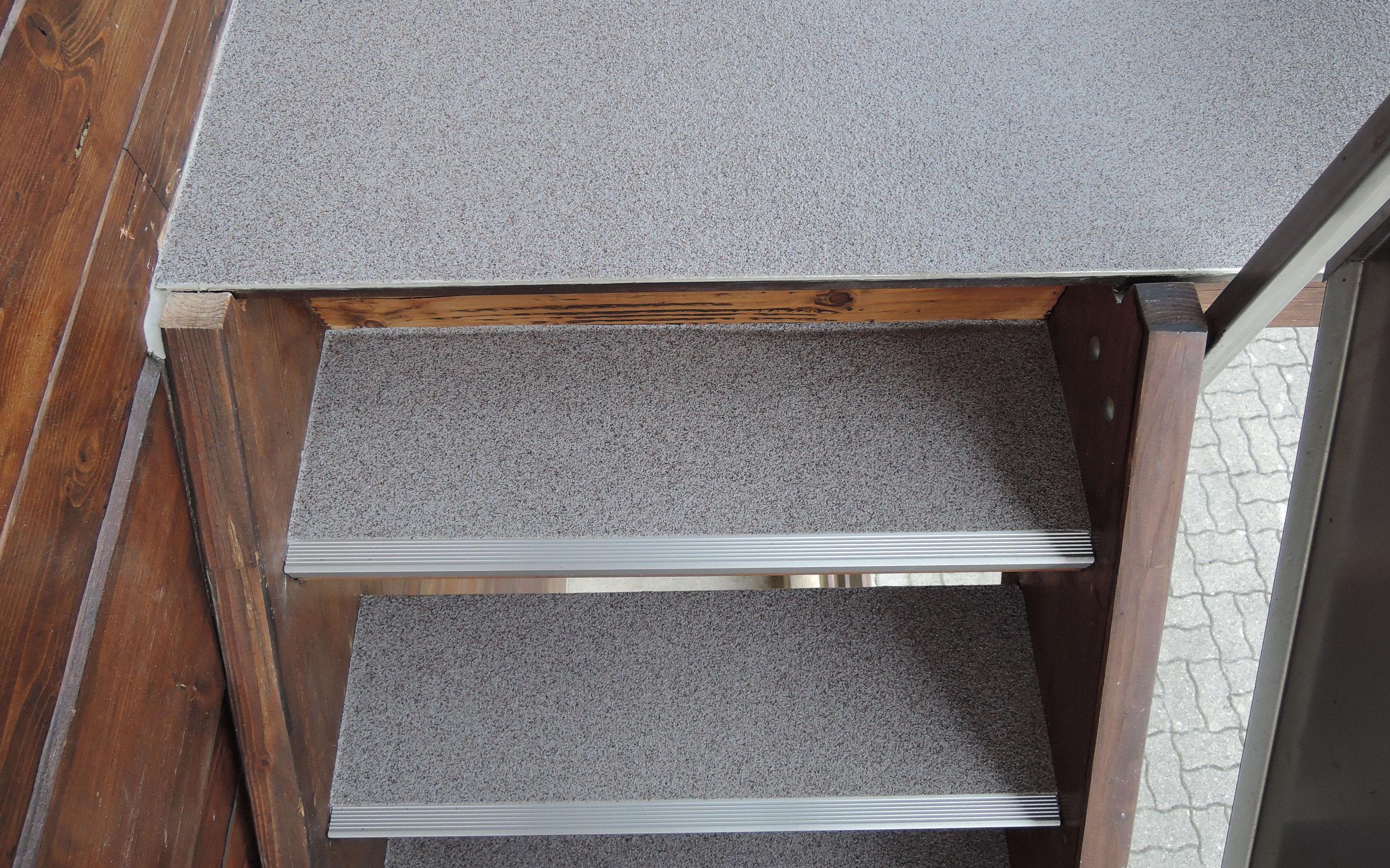 betontreppe sanieren. Black Bedroom Furniture Sets. Home Design Ideas