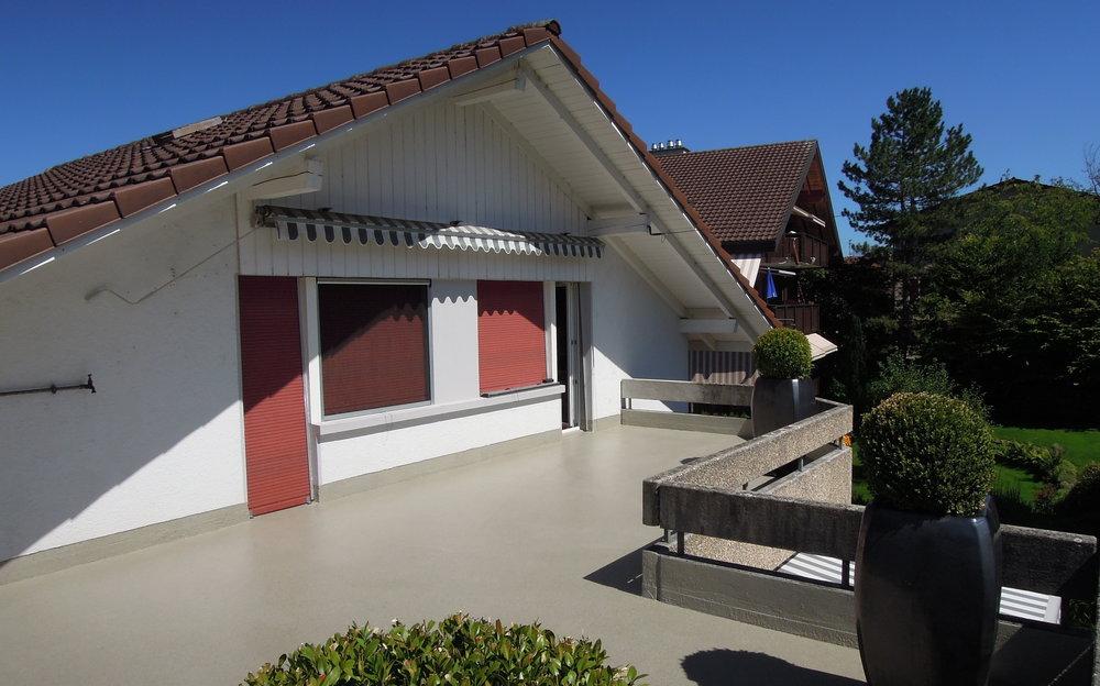 Terrassen -
