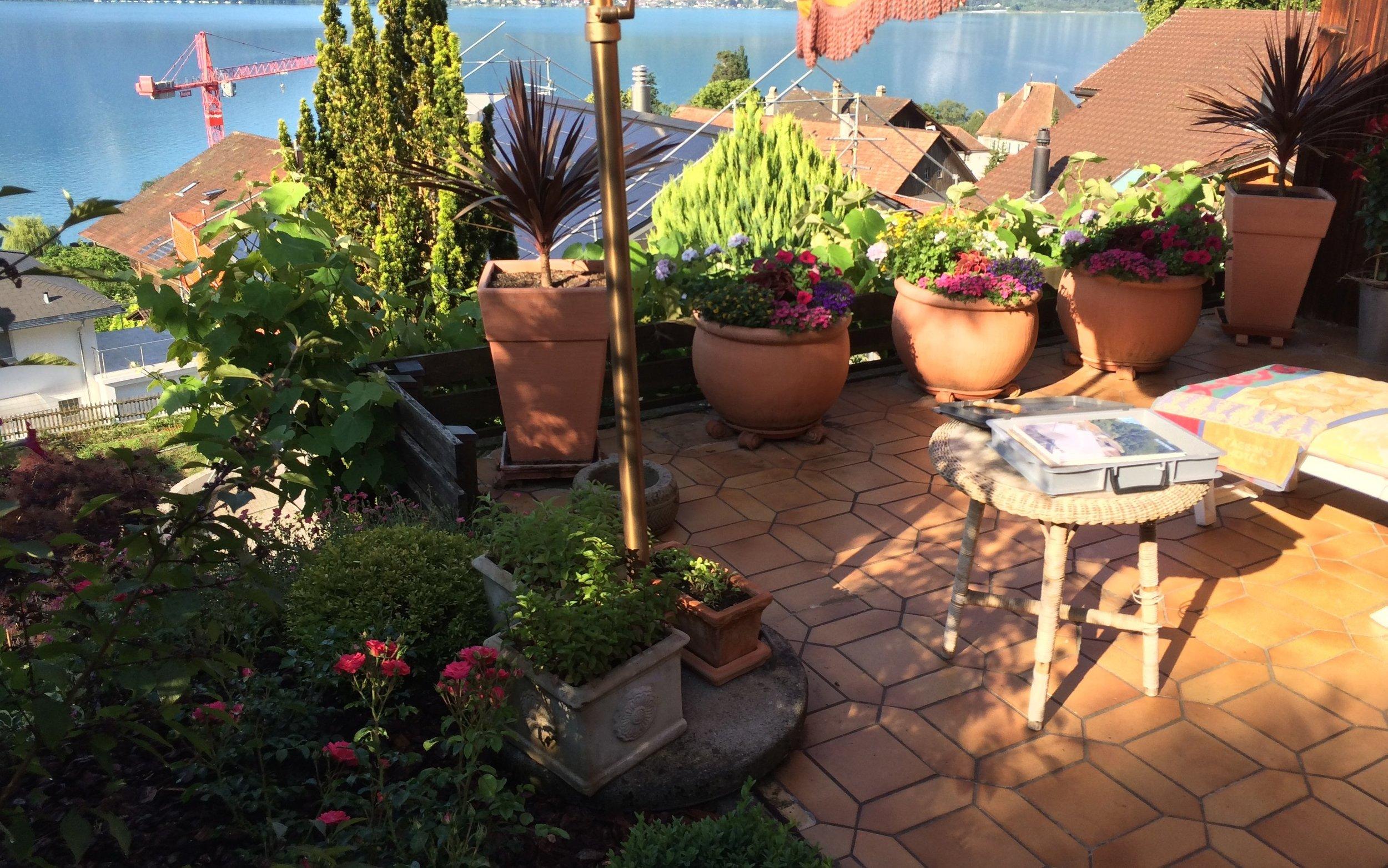 Etwas Neues genug Terrasse sanieren und abdichten &RO_16