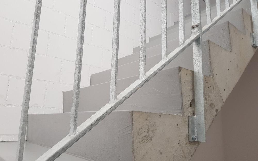 Treppenbeschichtung Innen