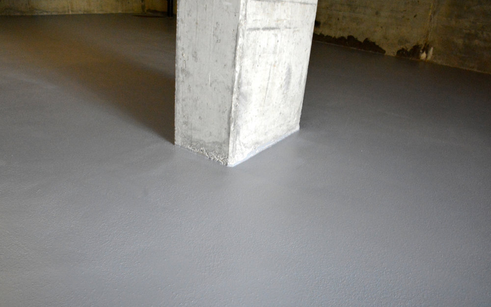 Bodenbeschichtung Tiefgarage