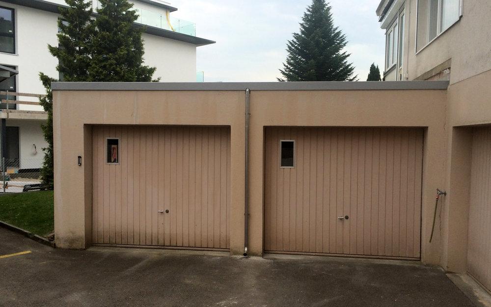 Flachdachsanierung Bern