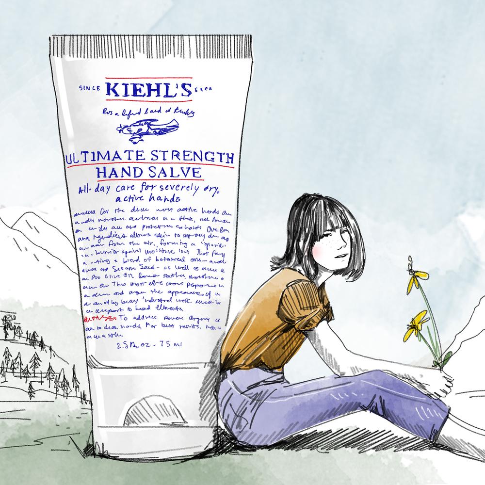 Kiehl's Spring Campaign