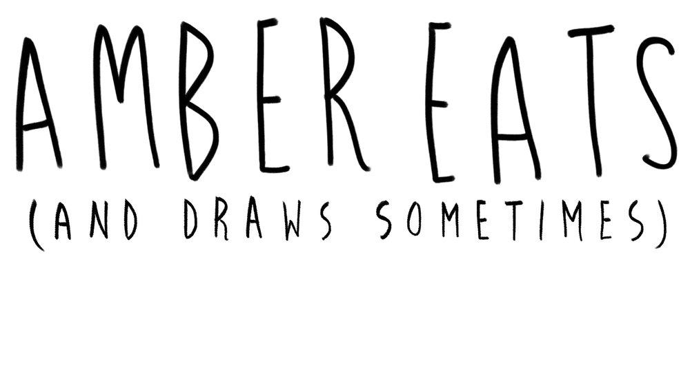 amber eats