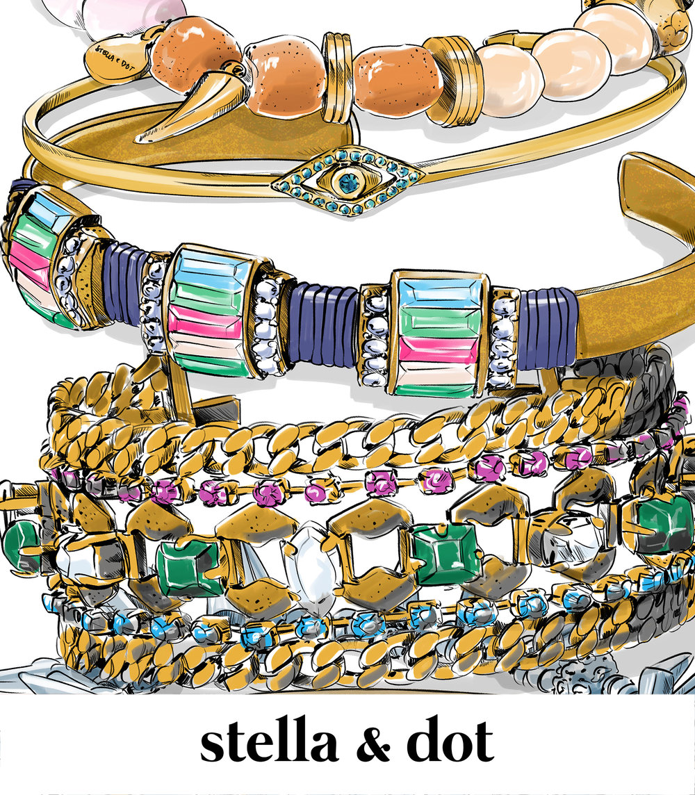 Amber Day, Stella and Dot
