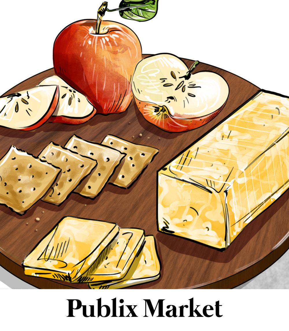 Amber Day, Publix Market