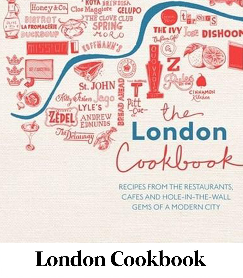 Amber Day, London Cookbook
