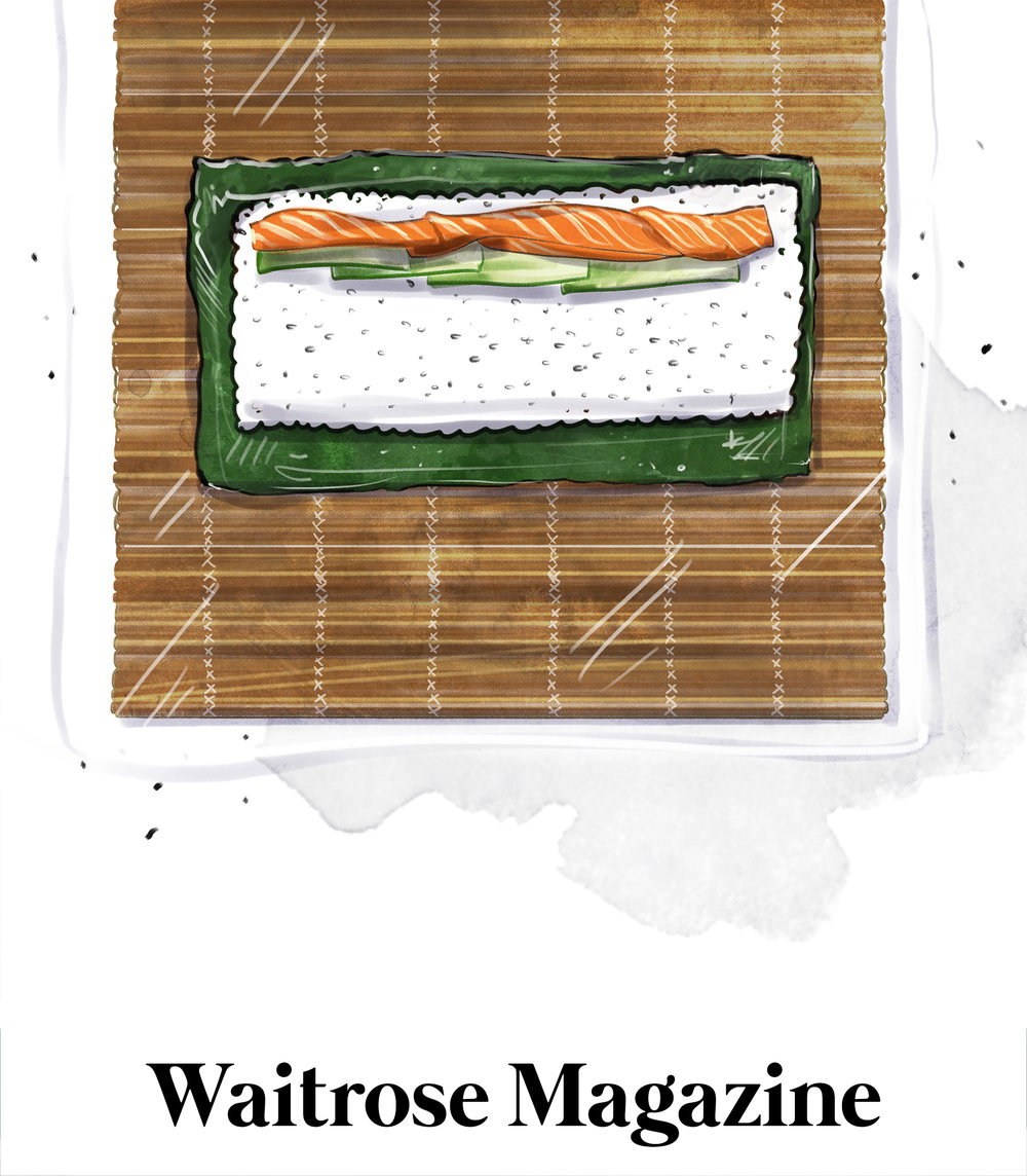 Amber Day, Waitrose