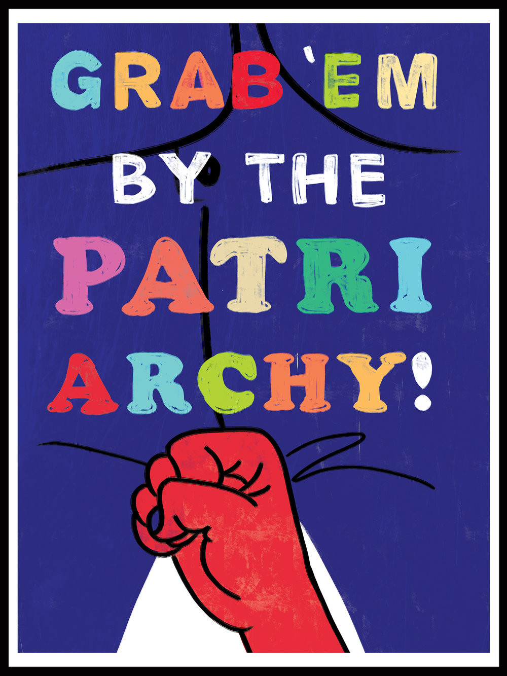 Patriarchy Poster