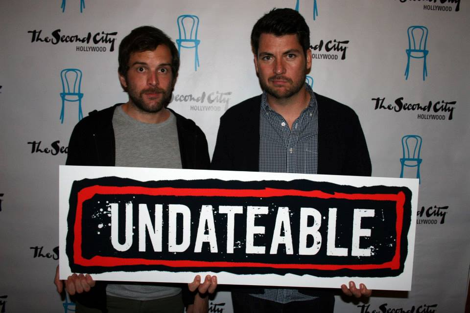 Dustin and Chris Undateable.jpg