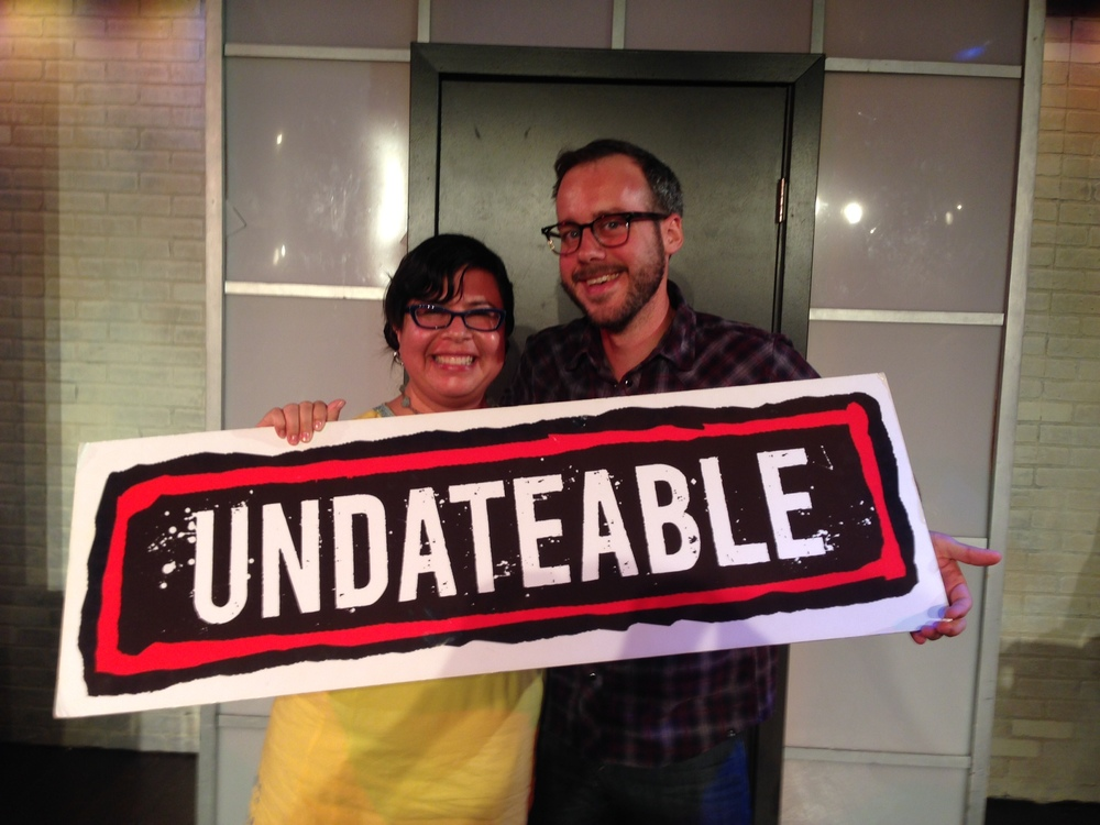 """Island of Buffalo"" & ""Karaoke Whore"" find love @ Undateable!"