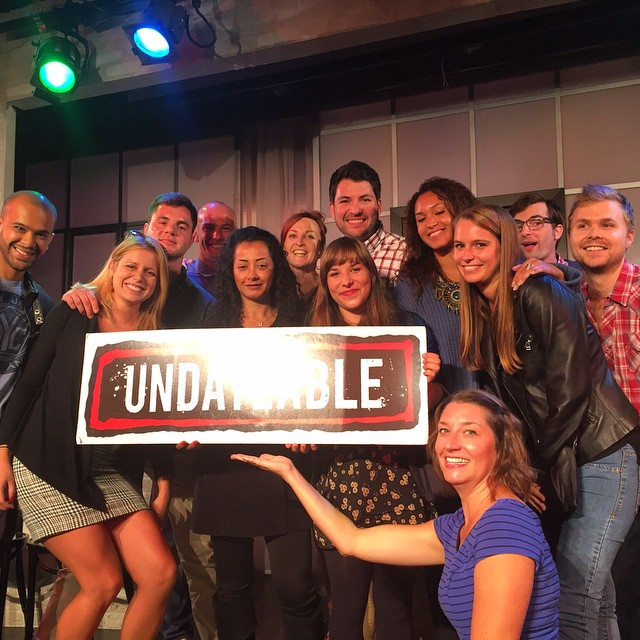 Big Party @ UndateableShow!
