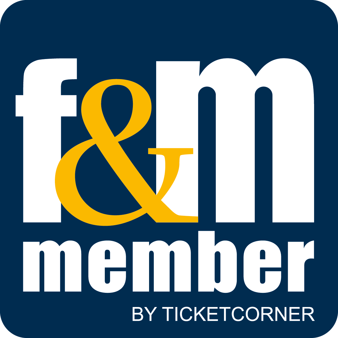 Ticketcorner friends&members