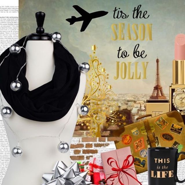Tis the season to be jolly and tis the season to travel! ✈️ Don't leave home without our 2-in-1 scarf and neck pillow combo, shop our 40% off Holiday sale going on now! Link in bio. 🎁#travel #sleeperscarf #travelmusthave #travelgift