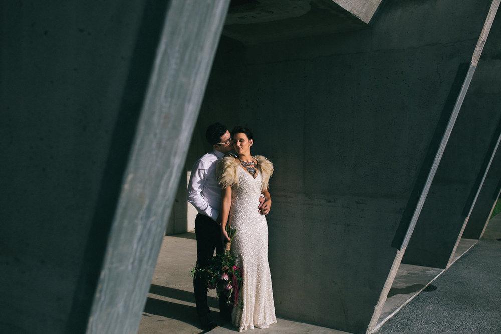 Luke + Jen // Auckland Wedding
