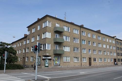 Närkesgatan 1A-1B - Ystadvägen 16A-16B