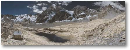 "Coston #8, Italian Alps - 48387 x 17267 pixels    46  o   30'05.44"" N 10  o   35'00.15"" E"