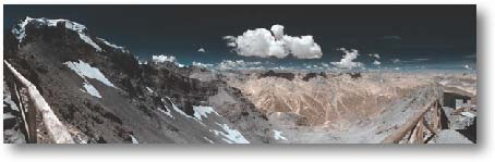 "Payer #3, Italian Alps - 59546 x 17590 pixels    46  o  31' 10.24"" N 10  o  32' 25.94"" E"
