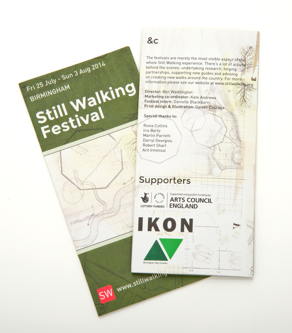 Still Walking leaflet