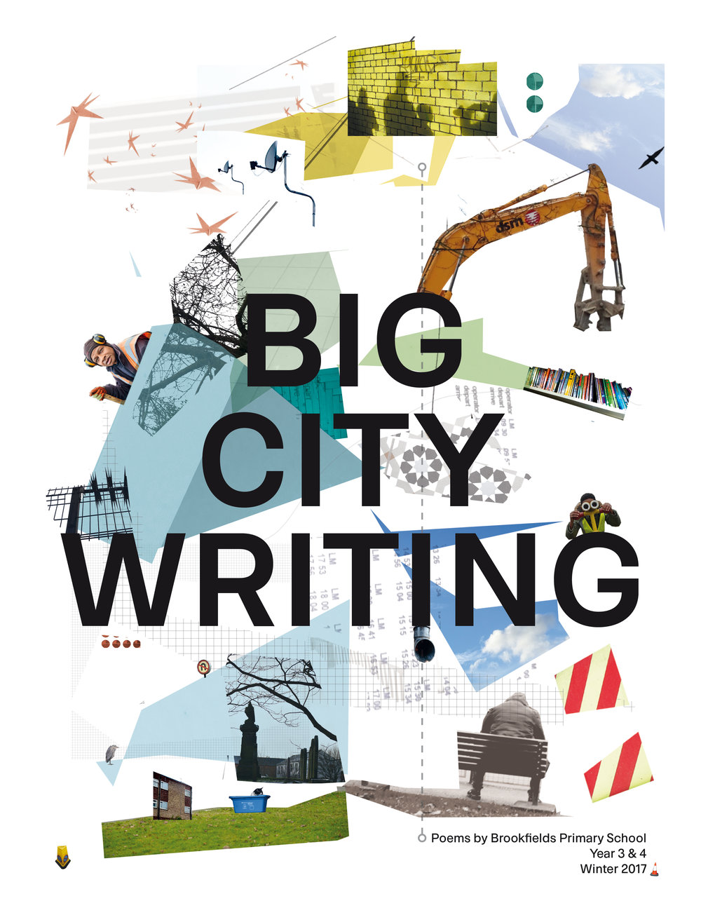 Big City Writing (front cover)