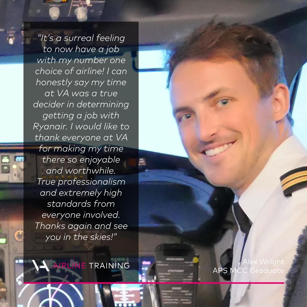 Alex Wright - Ryanair