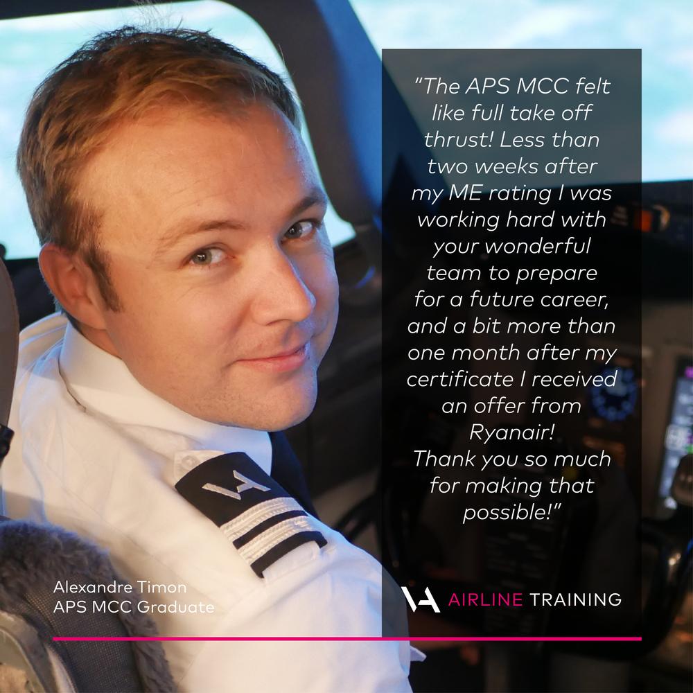 Alexandre Timon - Ryanair