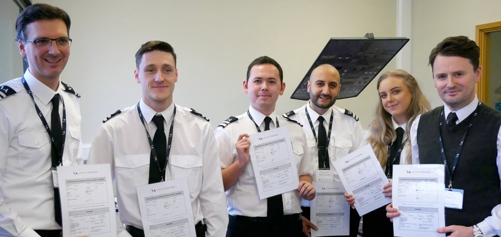 APS MCC class 1901, from left to right, Phillippe, Joseph, James, Pedram, Aimee and Paul.