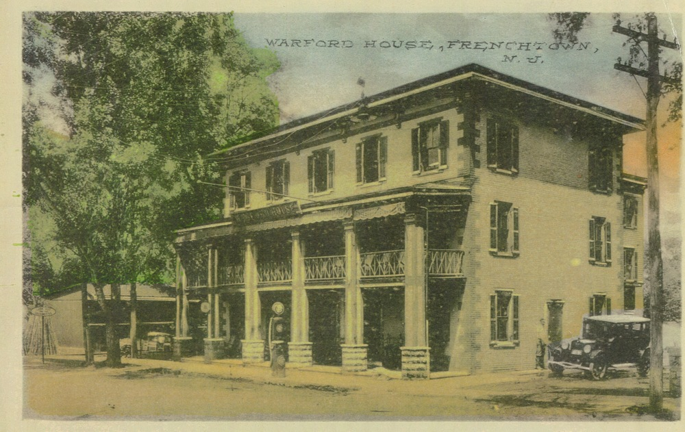 Warford House around 1910s-1920s