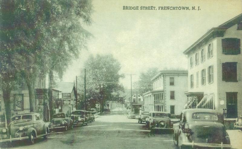 Bridge Street 1930s
