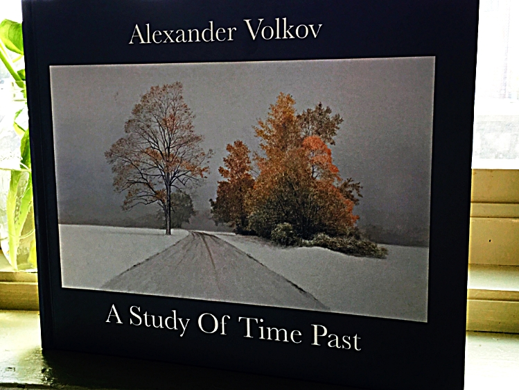 Alexander Volkov Book 2017