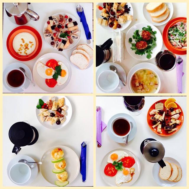 Ресторанные луки: завтрак, обед, ужин и бранч глазами Ивана из Портофино