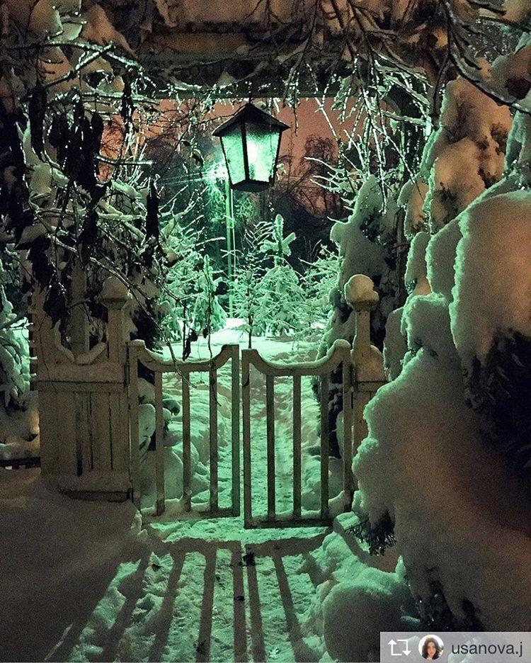 Зимняя сказка в вилле St.Moritz