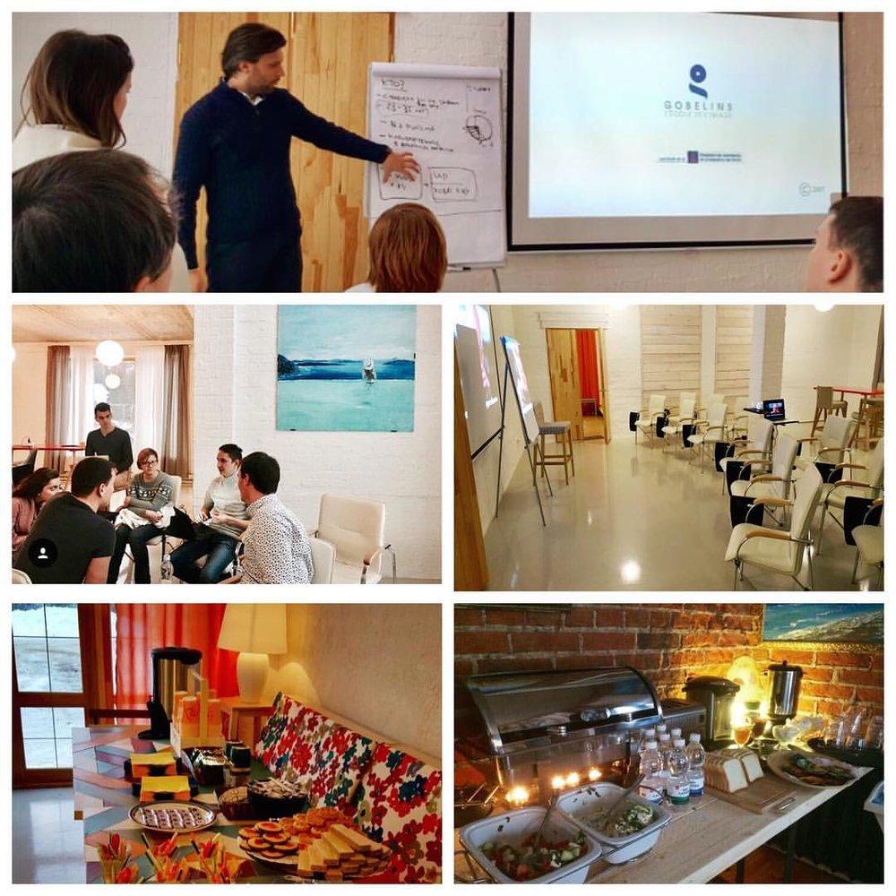 Лекции, семинары, шведские столы, кофе- брейки, уютныекоттеджии прекрасные отзывы!!