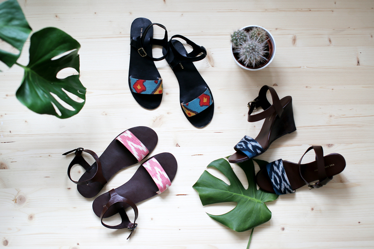 sandals -   NILA