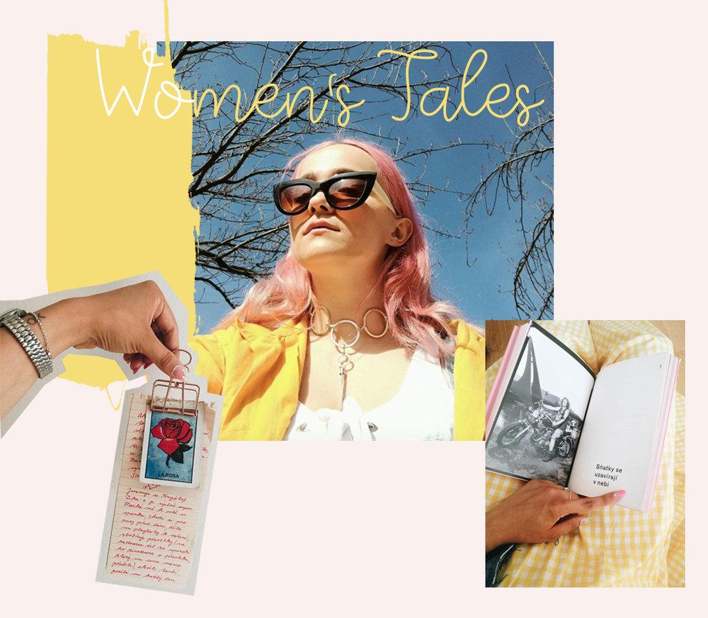 Pauli obľúbený predmet, kniha Slečny a jedna z jej mnohých obľúbených farieb - žltá