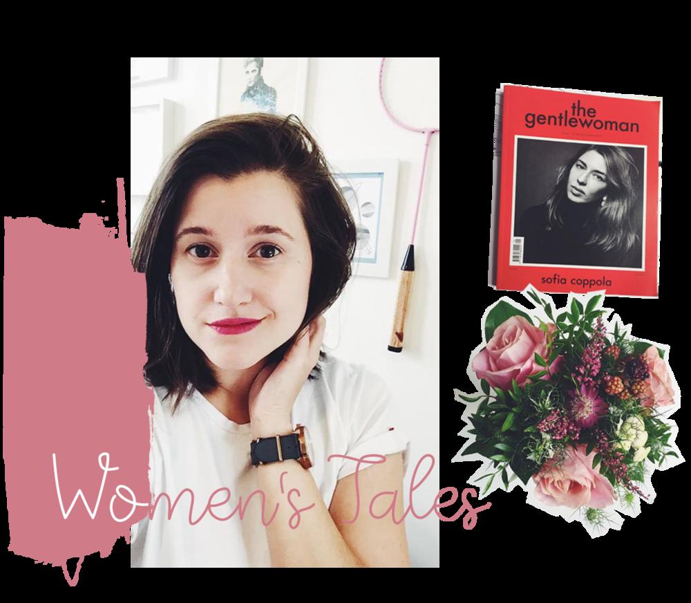 Pavlínina najobľúbenejšia farba - ružová, časopis The Gentlewoman a predmet - kvety.