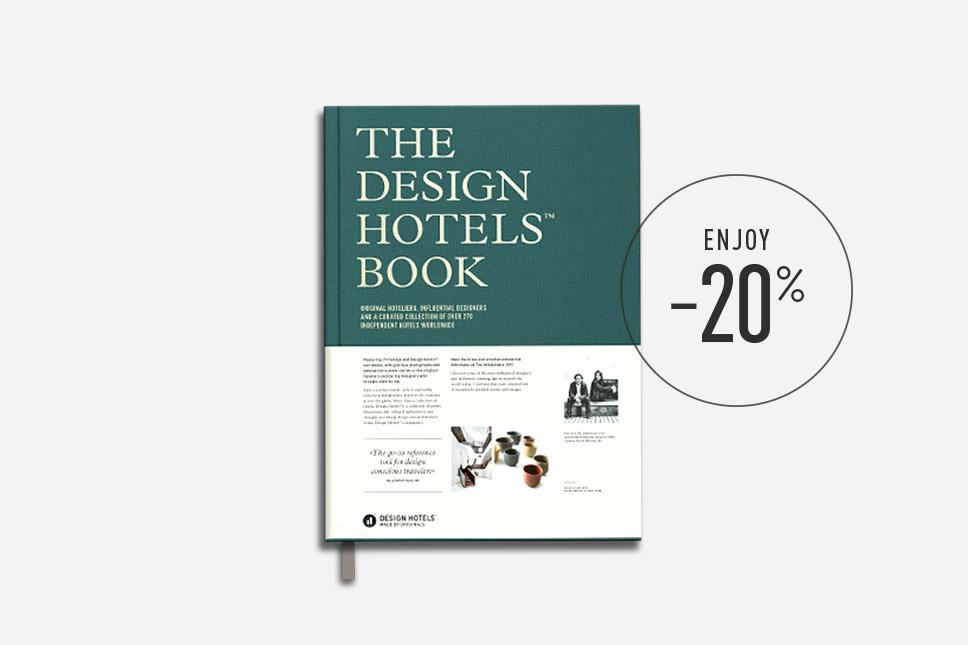 The design hotels book 2015 design hotels for The design hotels book