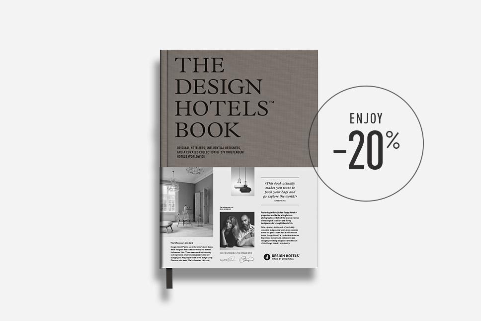 Design hotels for The design hotels book