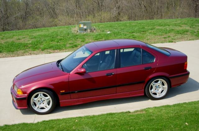 1997 M3 sedan Calypso Beauty!