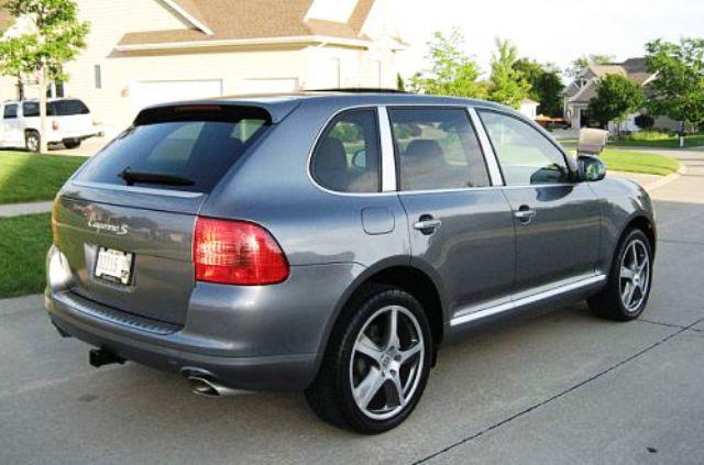 2006 Cayenne S