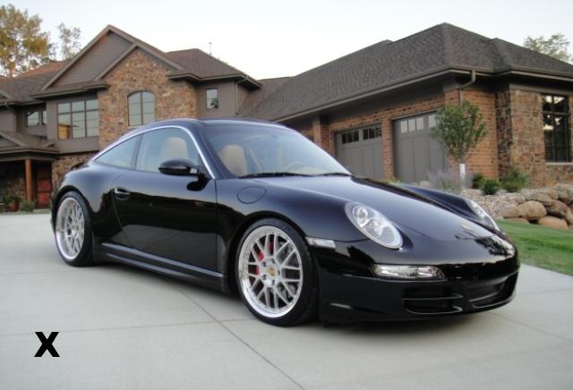 2007 911 Targa 4S EuroWerkz Tuned