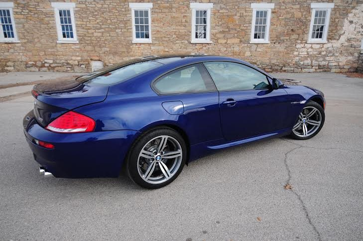 2010 BMW M6 7500 miles and near perfection (coming to auction)
