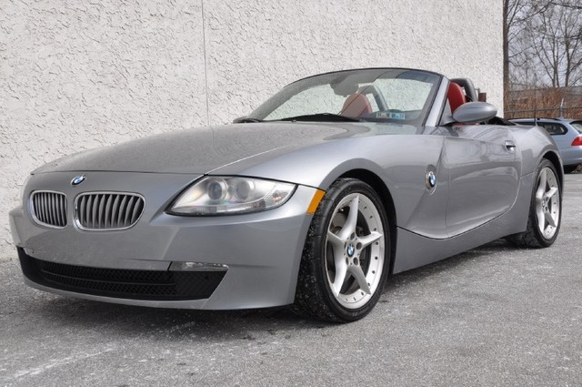 2006 BMW Z4 3.0 si, 34k miles, Silver Gray/Red, 6 speed. Under $20k