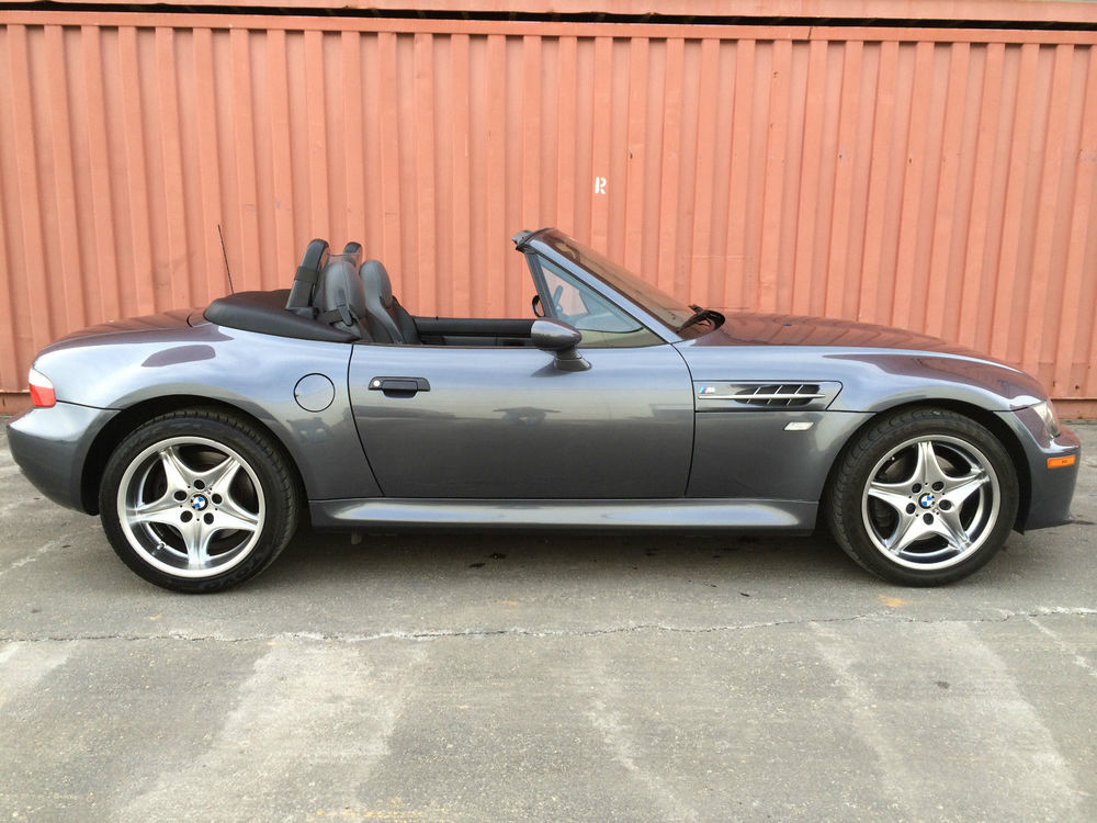 2001 BMW M Roadster Super nice example with only 31k miles and the S54 engine! Future Collectable!