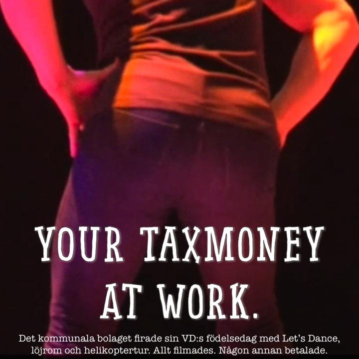 Shake your moneymaker...
