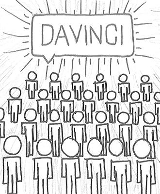 DAVINCI VIRTUAL Storyboard, Web, Banner 2012 THOUGHTLAB