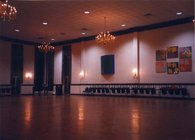 Saint Louis Ballroom, Busch Memorial Center, circa 1999
